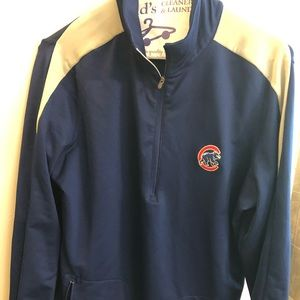 Women's Cubs Pullover